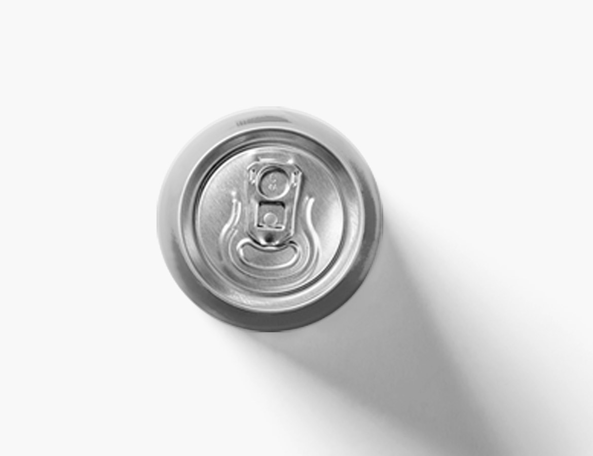Canned beer cap