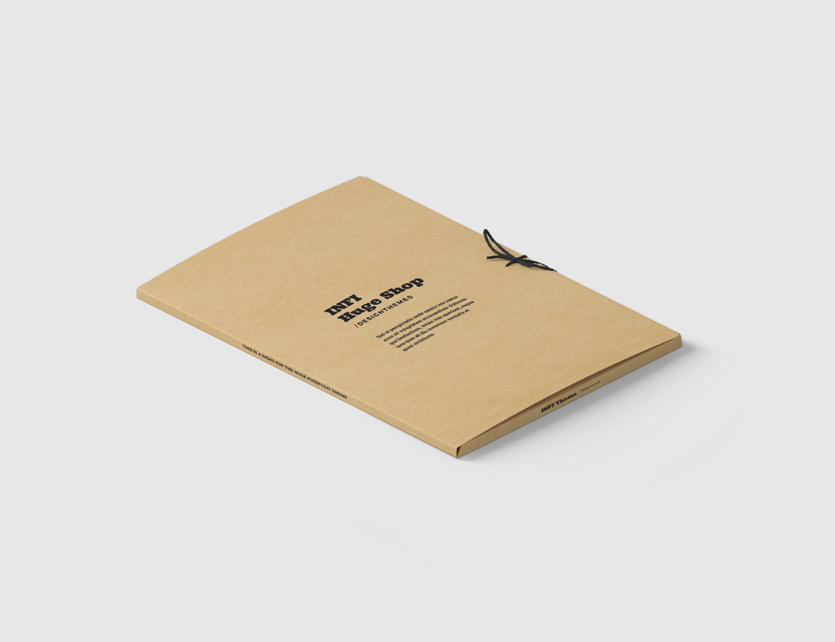 Confidential Manilla folders